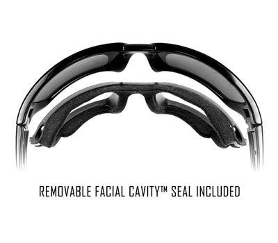 Тактические очки Wiley-X Titan Black Ops CCTTN01, фото 5