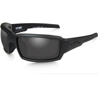 Тактические очки Wiley-X Titan Black Ops CCTTN01, фото 1
