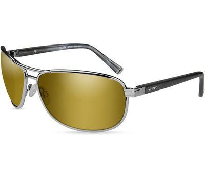 Поляризационные очки Wiley-x Klein янтарные ACKLE04, фото 1