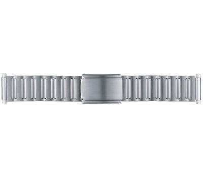 Стальной браслет для часов №35, эластичный, 22 мм, фото 1