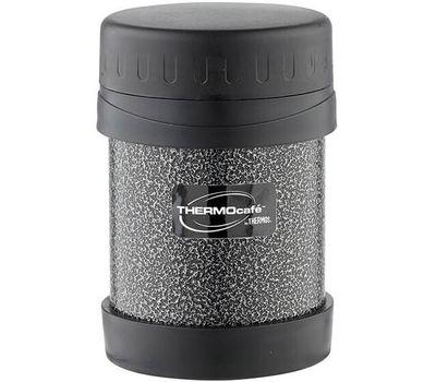 Термос для еды с широким горлом Thermocafe 300 мл, серый HAMJNL-350FJ, фото 1