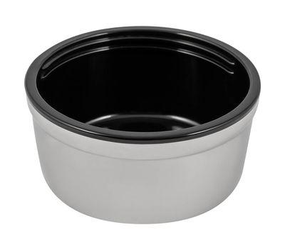 Термос для еды с широким горлом Thermos чёрный, с ложкой SK3000-BK, фото 6