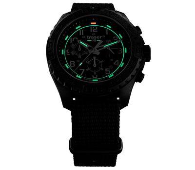 Часы Traser P96 OdP Evolution Chrono Black 108680 нато, фото 2