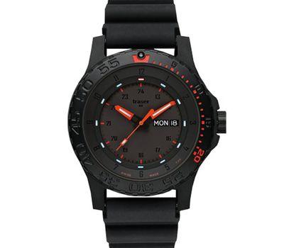 Часы Traser P 6600 Red Combat (каучук), фото 1