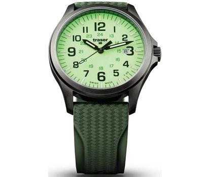 Часы Traser P67 Officer Pro GunMetal Lime 107424, фото 1