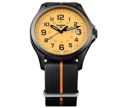 Часы Traser P67 Officer Pro GunMetal Orange 107428, фото 1