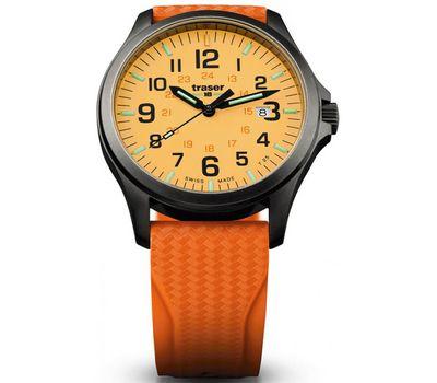 Часы Traser P67 Officer Pro GunMetal Orange 107423, фото 1