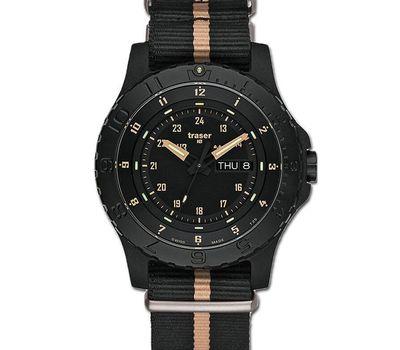 Часы Traser P 6600 Sand (черный / песок), фото 1