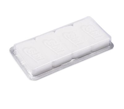 Сухое твёрдое горючее-топливо Esbit, 16 таблеток - для разогрева пищи и розжига костра, фото 3