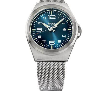 Часы Traser P59 Essential M Blue, стальной браслет, фото 1