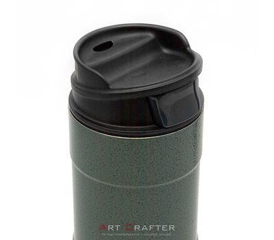Термостакан Stanley Classic Mug 0.47L 1-Hand зелёный