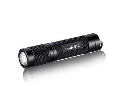 Карманный фонарь Fenix E12, 130 люмен