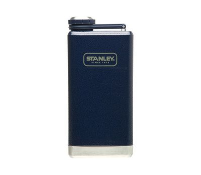 Фляжка Stanley Adventure Steel Flask 0.23L синяя