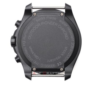 Часы Traser Outdoor Pioneer Chronograph нато