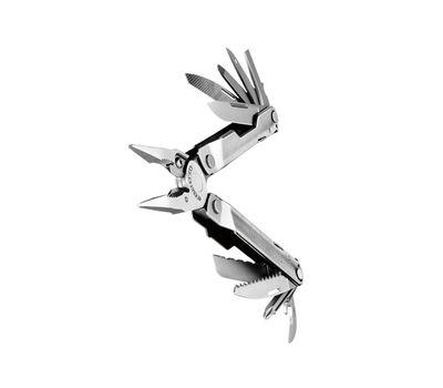 Мультитул инструмент Leatherman Rebar кожаный чехол