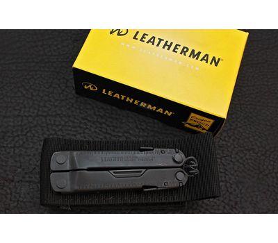 Мультитул инструмент Leatherman Rebar Black