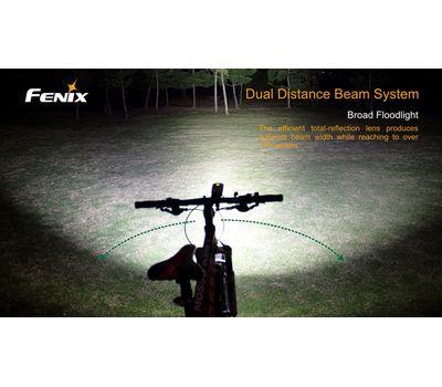 Велосипедный фонарь фара Fenix BC30, 1800 люмен