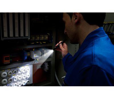Компактный яркий фонарь Led Lenser P4-АFS (8404-A) 25 люмен, фото 4