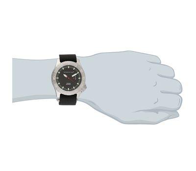 Часы для дайверов Momentum Torpedo Black Mineral каучук