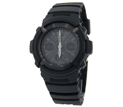 Часы Casio G-SHOCK AWG-M100B-1A / AWG-M100B-1AER