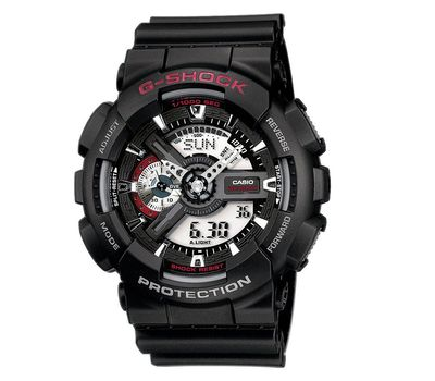 Часы Casio G-SHOCK GA-110-1A / GA-110-1AER
