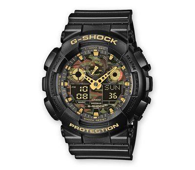 Часы Casio G-SHOCK GA-100CF-1A9 / GA-100CF-1A9ER