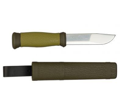 Набор Combi 2001 нож Morakniv 2000 и топор Mora Camp зелёный