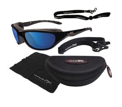 Поляризационные мужские очки Wiley-X Airrage 698, фото 5