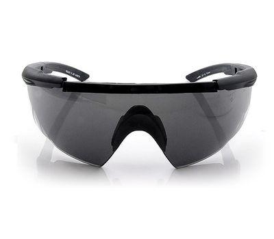 Стрелковые очки Wiley-X Saber Advanced 308 (серый / чистый / желтый), фото 4