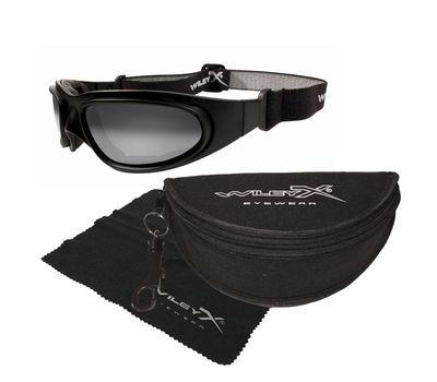 Трансформер маска-очки Wiley-X SG-1 71 (серый / прозрачный), фото 2