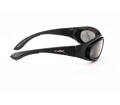 Трансформер маска-очки Wiley-X SG-1 71 (серый / прозрачный), фото 5