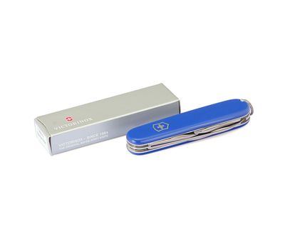 Швейцарский нож Victorinox Spartan 1.3603.2, синий, 12 функций