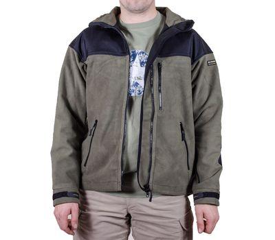 Куртка Штурм, olive. Мембрана, флис, кордура, фото 2