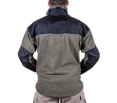 Куртка Штурм, olive. Мембрана, флис, кордура, фото 5
