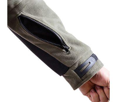 Куртка Штурм, olive. Мембрана, флис, кордура, фото 6