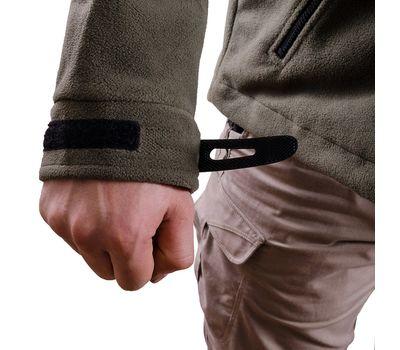 Куртка Штурм, olive. Мембрана, флис, кордура, фото 7
