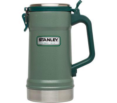 Пивная кружка с крышкой Stanley Classic Vacuum Stein 0.7L