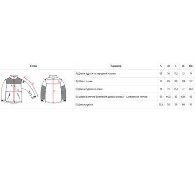 Куртка Штурм, olive. Мембрана, флис, кордура, фото 10
