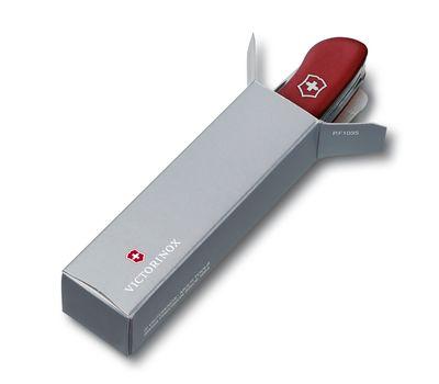 Швейцарский нож Victorinox Atlas 0.9033, красный с фиксатором