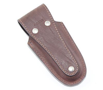 Чехол Victorinox коричневый 4.0538, для ножей серии 0.87..-0.90
