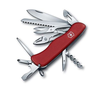 Швейцарский нож Victorinox Hercules red 0.9043