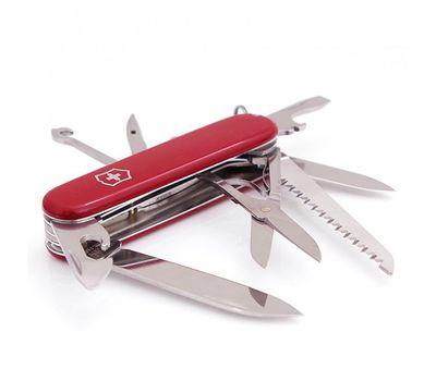 Швейцарский нож Victorinox Huntsman 1.3713, красный, 15 функций