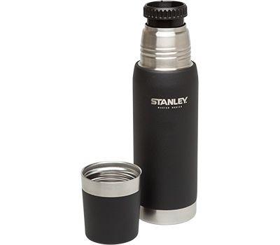 Термос Stanley Master Vacuum Bottle 0.75L, чёрный