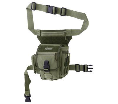 Набедренная сумка Kiwidition Moko, зелёная