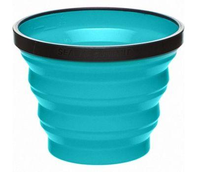 Складная силиконовая кружка Sea to Summit X-Mug Pacific Blue, фото 1