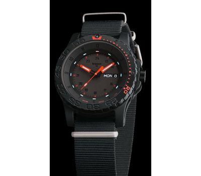 Часы Traser P 6600 Red Combat (каучук с красной строчкой), фото 1