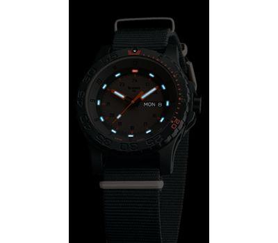 Часы Traser P 6600 Red Combat (каучук с красной строчкой), фото 2