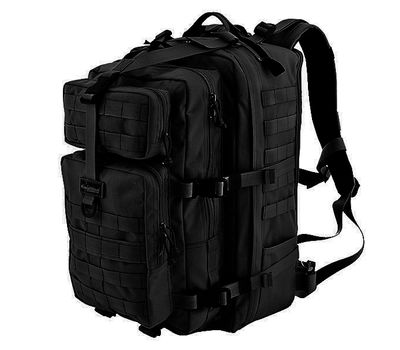 Тактический рюкзак Kiwidition Super Kahu,черный