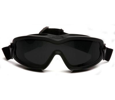 Защитная маска Pyramex V2G-Plus GB6420SDT Anti-Fog, Diopter ready