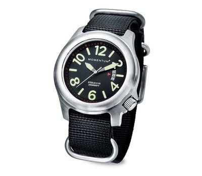 Часы Momentum Steelix нато